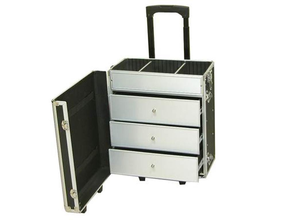 Aluminium Slot Box 4 piezas (Vista 2)