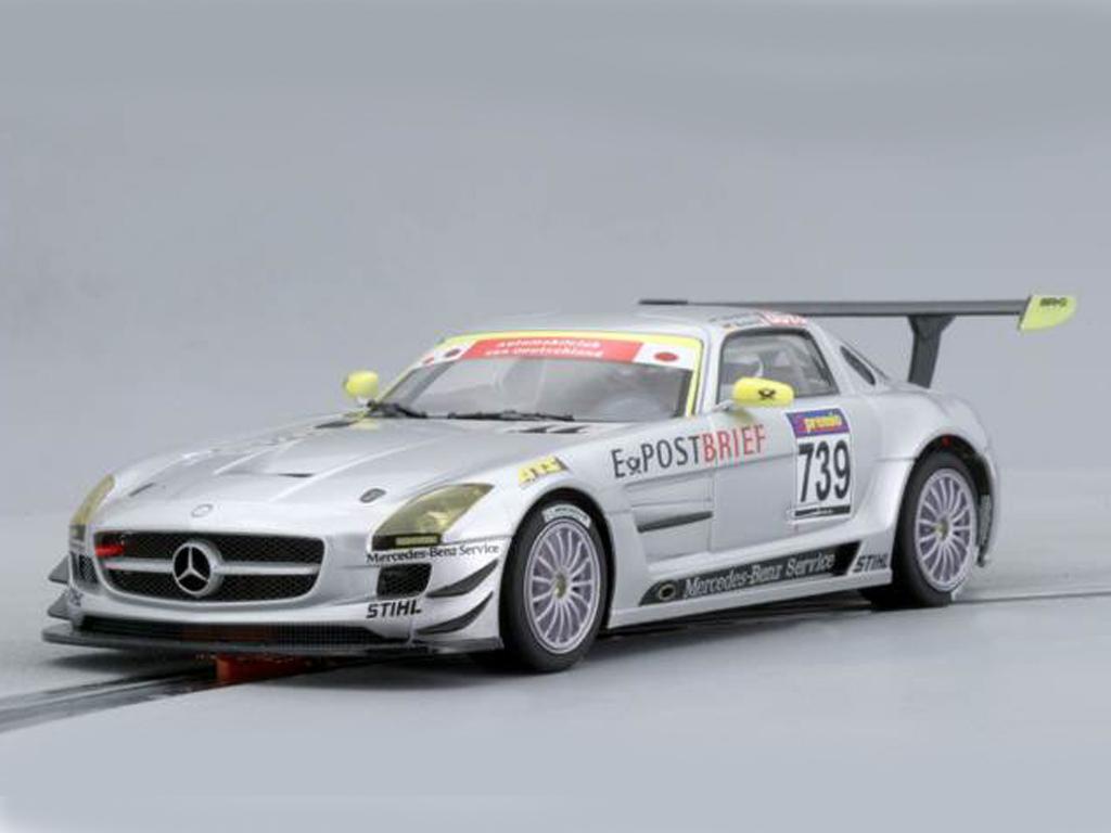 Mercedes SLS AMG GT3 Nurburgring 2010 n.739 (Vista 1)