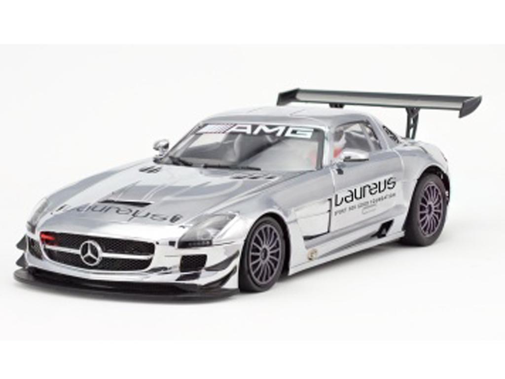 Mercedes SLS GT3 Laureus (Vista 1)