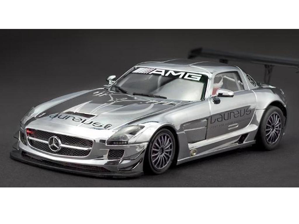 Mercedes SLS GT3 Laureus (Vista 2)
