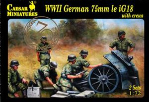 German 75mm le iG18  (Vista 1)