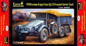 German Krupp Protze Kfz.70 Personnel Car  (Vista 1)