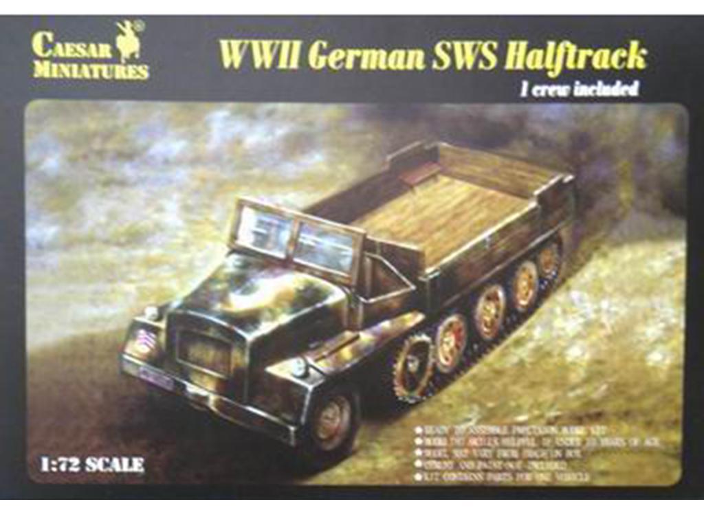 German SWS Semioruga   (Vista 1)