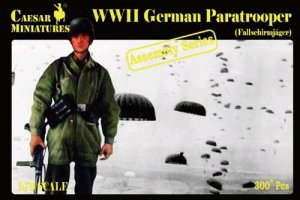 German Paratrooper -Fallschirmjager   (Vista 1)