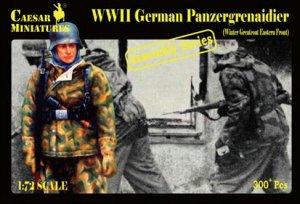 German Panzergrenaidier; Winter Greatcoa  (Vista 1)