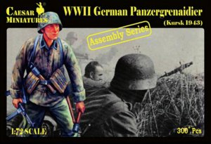 German Panzergrenaidier  (Vista 1)