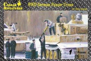 German Panzer Crews  (Vista 1)