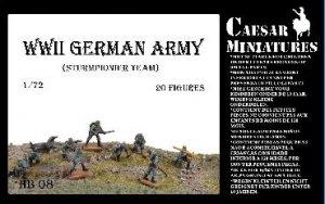 Grupo de Combate Aleman  (Vista 1)