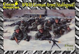 Tropas Alemanas Stalingrado  (Vista 1)