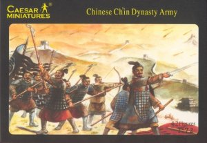 Infanteria China Dinastia Ch`in  (Vista 1)