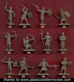 Infanteria China Dinastia Ch`in  (Vista 2)