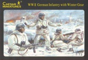 WWII German Infantry   (Vista 1)