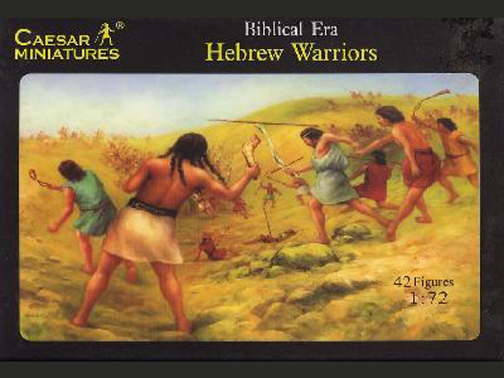 Hebrew Warriors  (Vista 1)