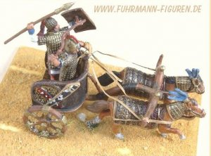Mitannian Chariots  (Vista 4)