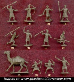 Jinetes del Camello árabes y beduino  (Vista 2)