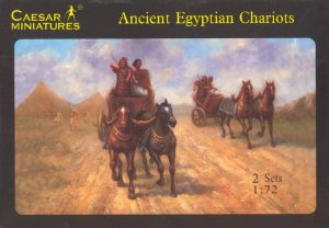 Carruajes Egipcios  (Vista 1)