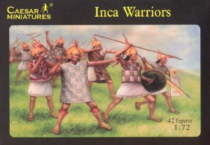 Guerreros Incas  (Vista 1)