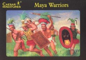 Guerreros Maya  (Vista 1)