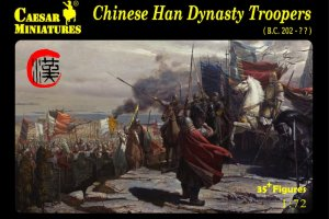 Chinese Han Dynasty Troopers  (Vista 1)