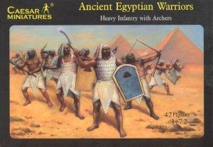 Guerreros antiguos egipcios (La era de l  (Vista 1)