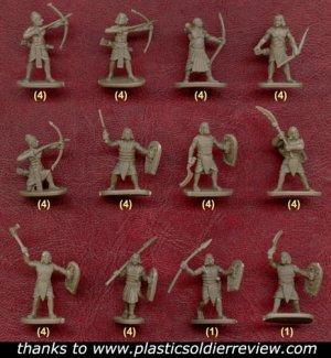 Guerreros antiguos egipcios (La era de l  (Vista 2)