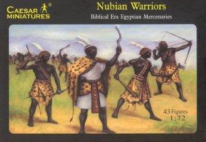 Guerreros Nubianos  (Vista 1)