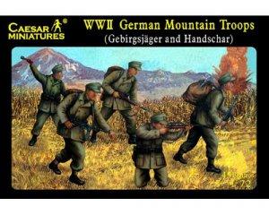 Tropas de Montaña alemanas  (Vista 1)