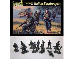 WWII Italian Paratroopers  (Vista 1)