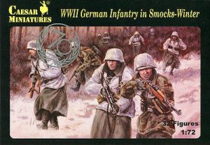 German Infantry in Smocks-Winter  (Vista 1)