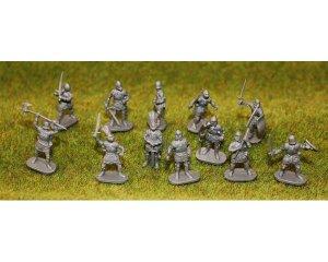 Caballeros europeos, siglo XV   (Vista 2)