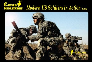 Soldados US modernos  (Vista 1)