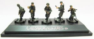 WWII German Panzergrenadiers set3 - PRE-  (Vista 1)