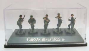 WWII German Panzergrenadiers set4 - PRE-  (Vista 2)