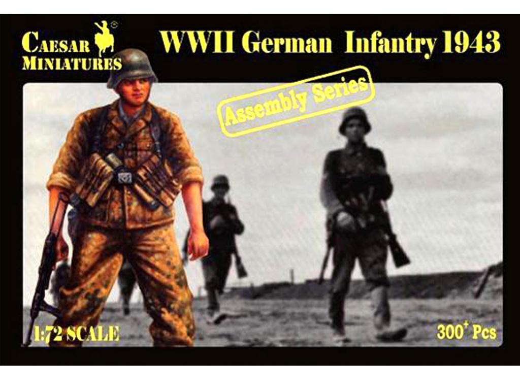 Infanteria Alemana 1943 (Vista 1)