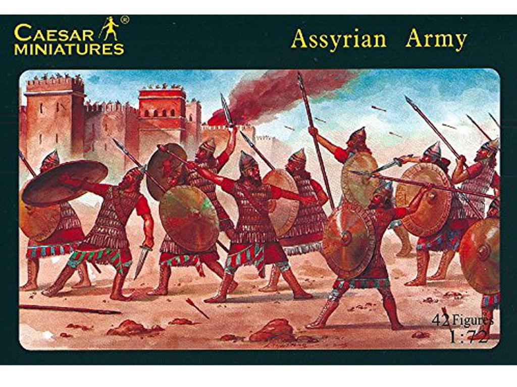 Ejército Asirio (Vista 1)