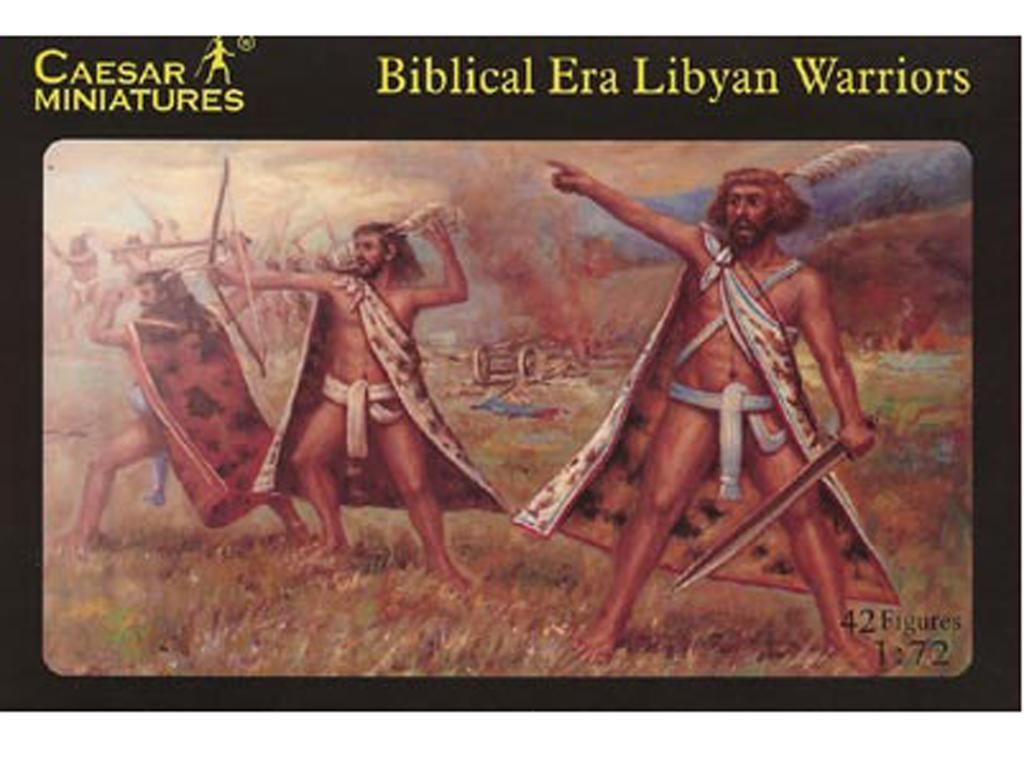 Era Bíblica Ejército Libio (Vista 1)