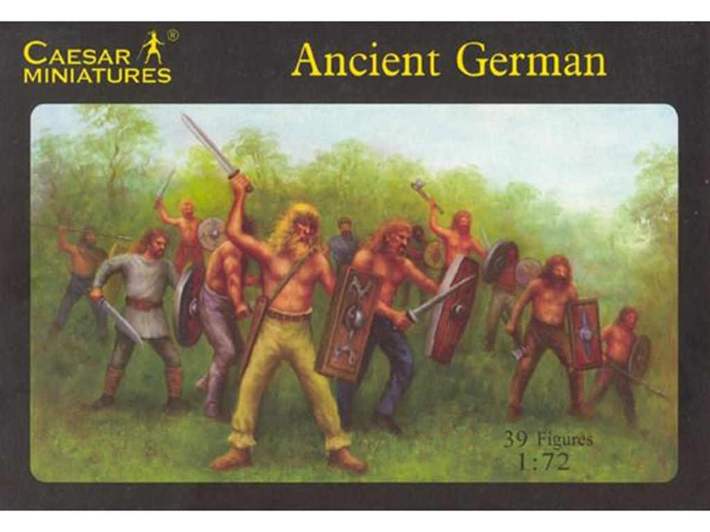 Ancient Germans (Vista 1)