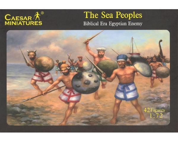 Enemigo Egipcio: El pueblo del mar (Vista 1)