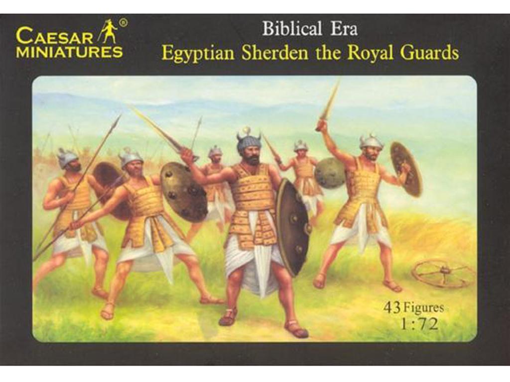 Guardia Real Egipcia (Vista 1)
