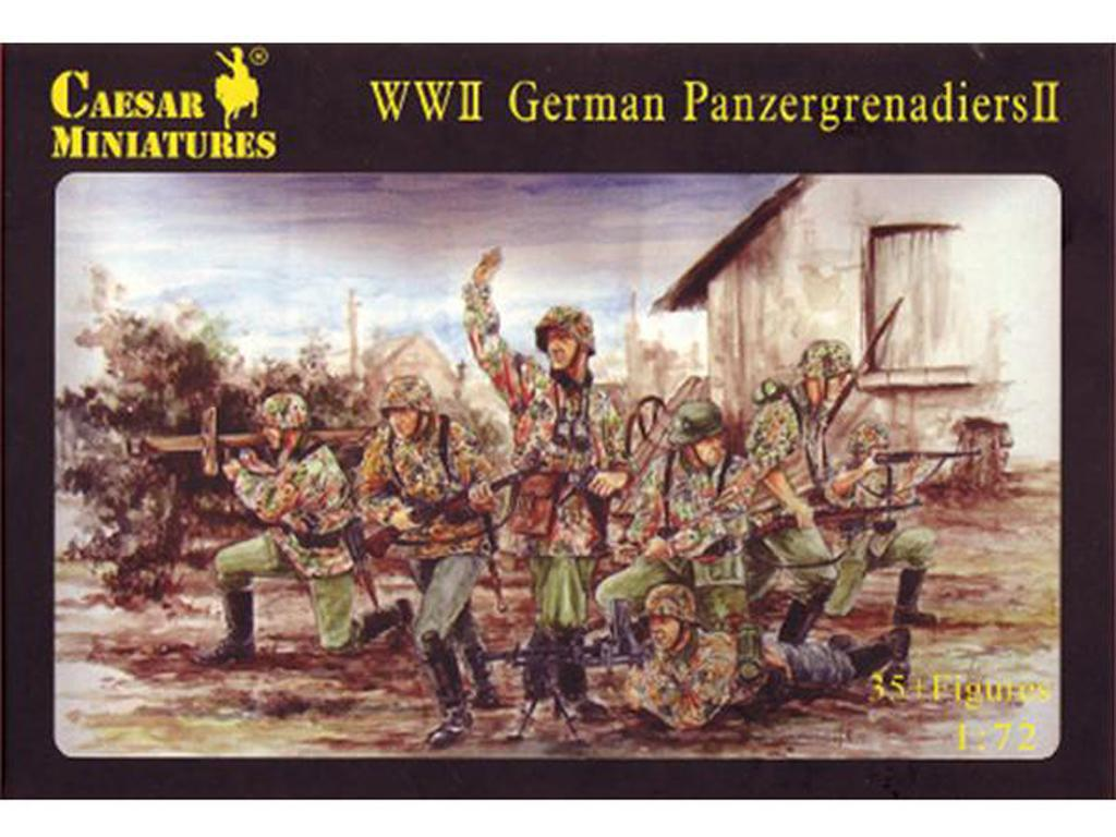 Panzergrenadiers (Vista 1)
