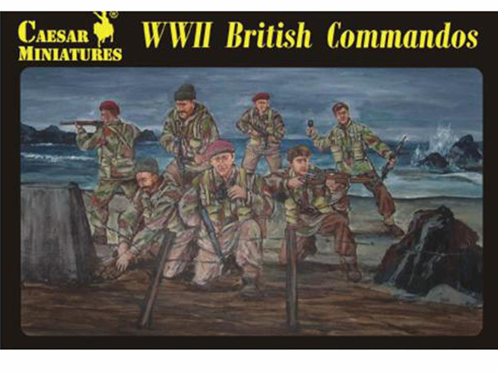 Commandos Ingléses  (Vista 1)