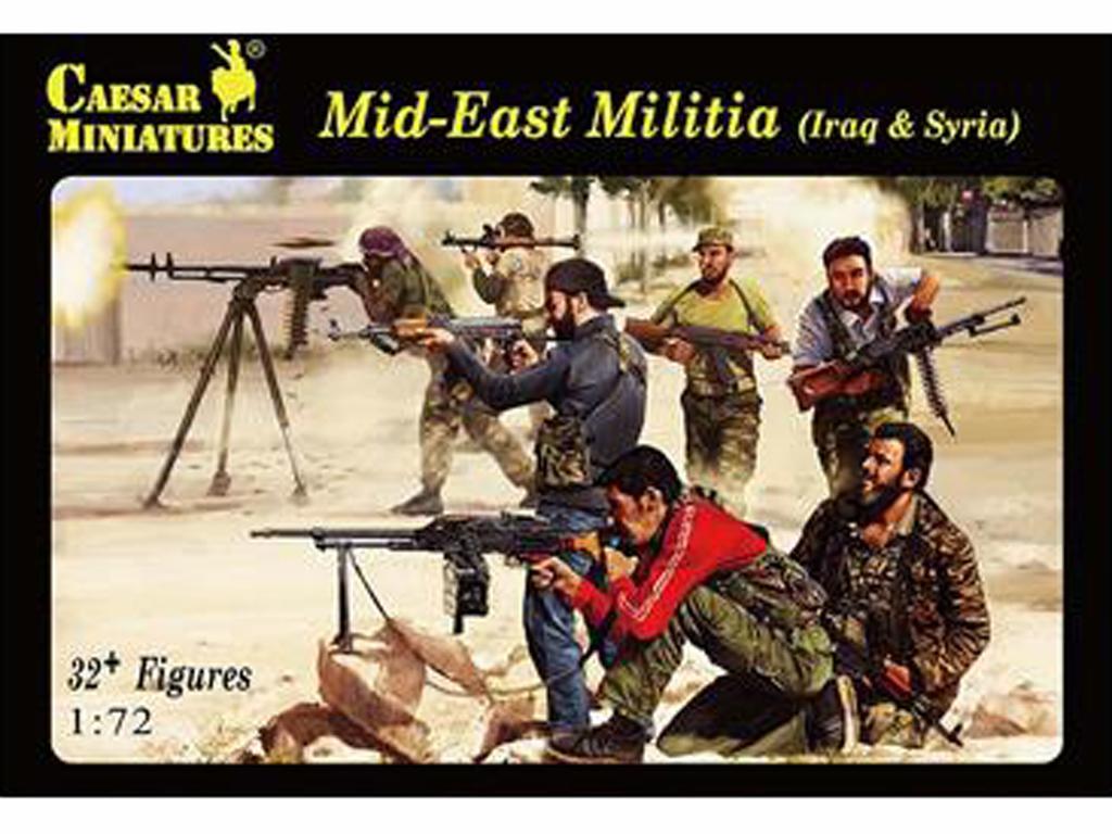Milicia del Medio Oriente (Vista 1)