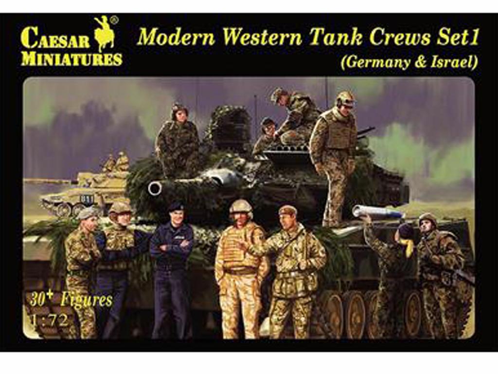 Dotacion Tanques Alemania - Israel (Vista 1)