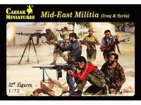 Milicia del Medio Oriente (Vista 2)