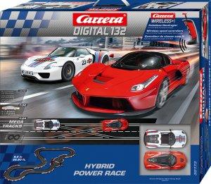Hybrid power race  (Vista 1)