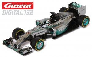 Mercedes F1 W05 Hamilton  (Vista 1)