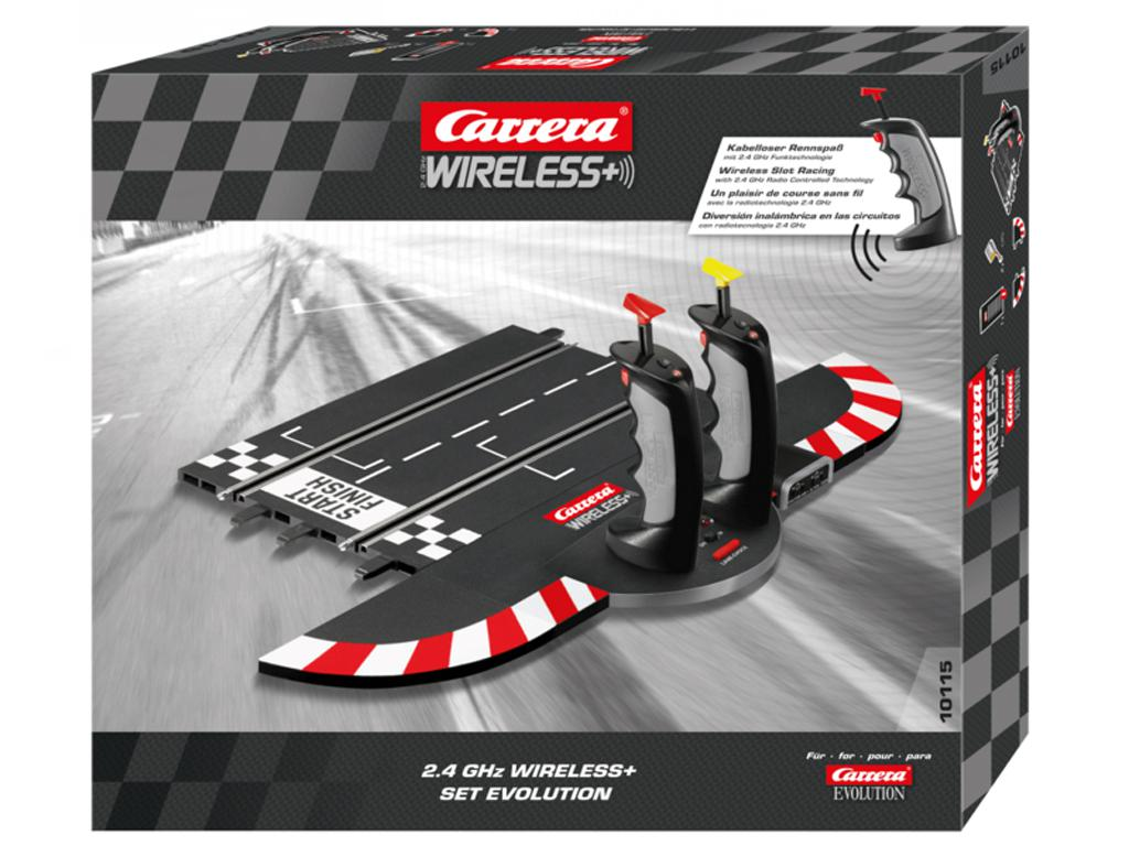 Wireless Juego de 2 mandos + base (Vista 1)
