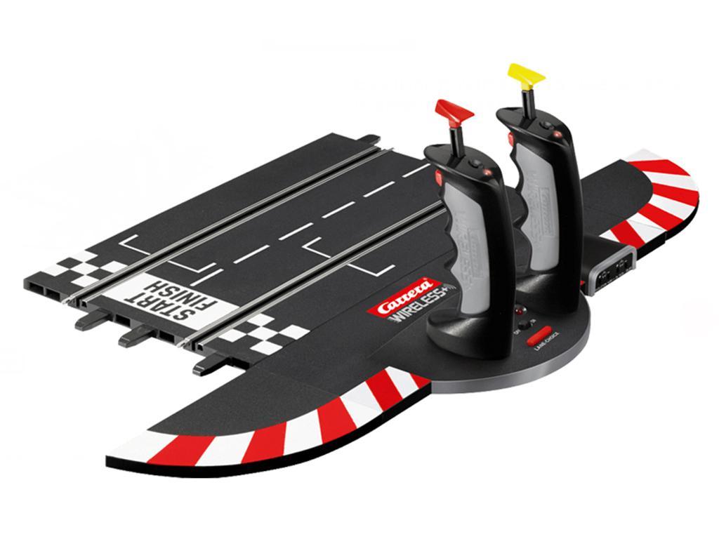 Wireless Juego de 2 mandos + base (Vista 2)