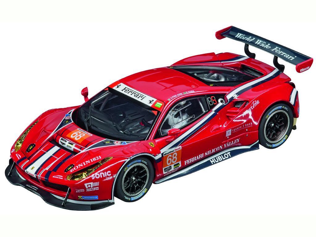 Circuito Ferrari trophy Ferrari 488 gt3 (Vista 4)