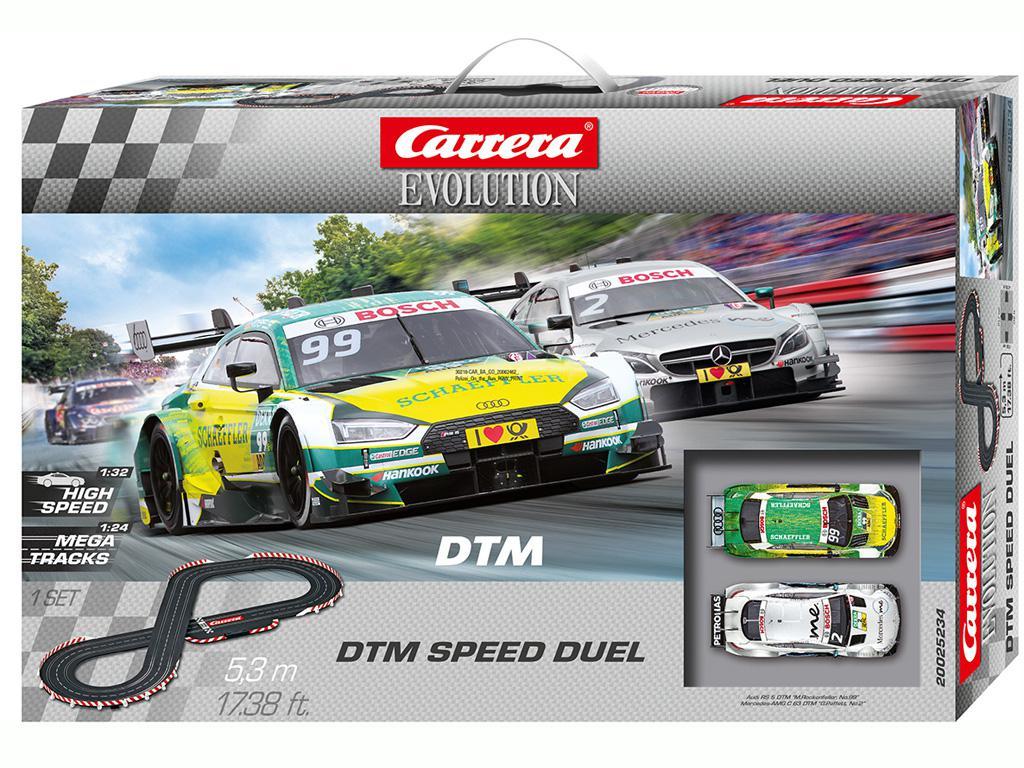 Circuito DTM Speed Duel (Vista 1)